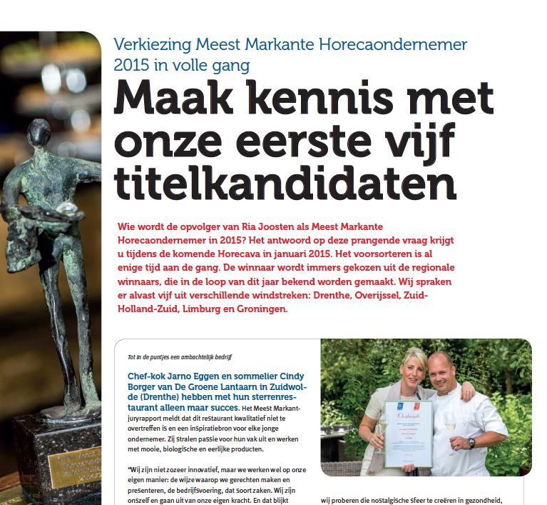 KHN Magazine september 2014